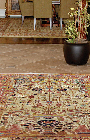 Affordable And Professional Oriental Area Rug Cleaning